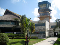 Punta Cana Airport. Click for larger photo