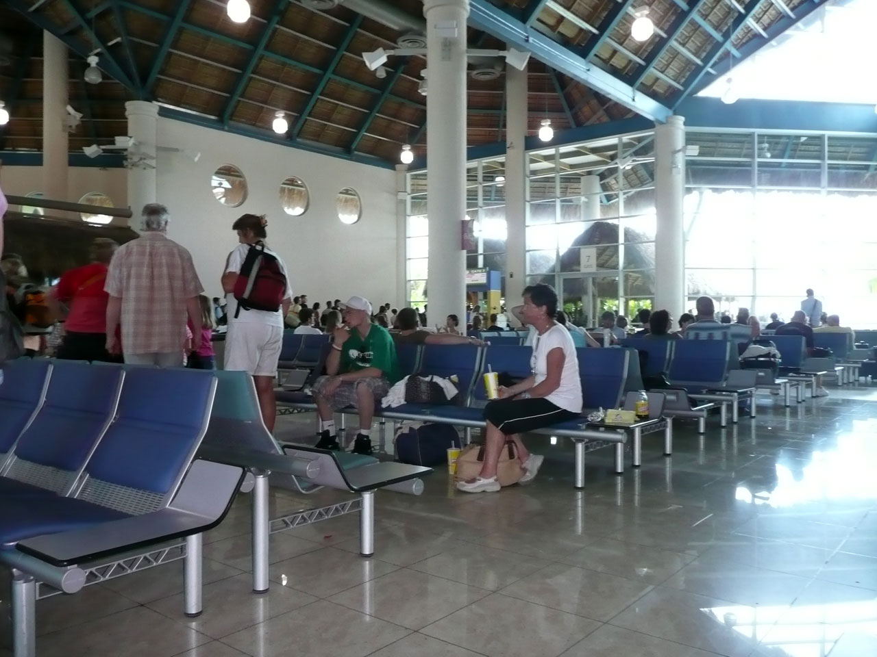 Services Punta Cana Airport Puj